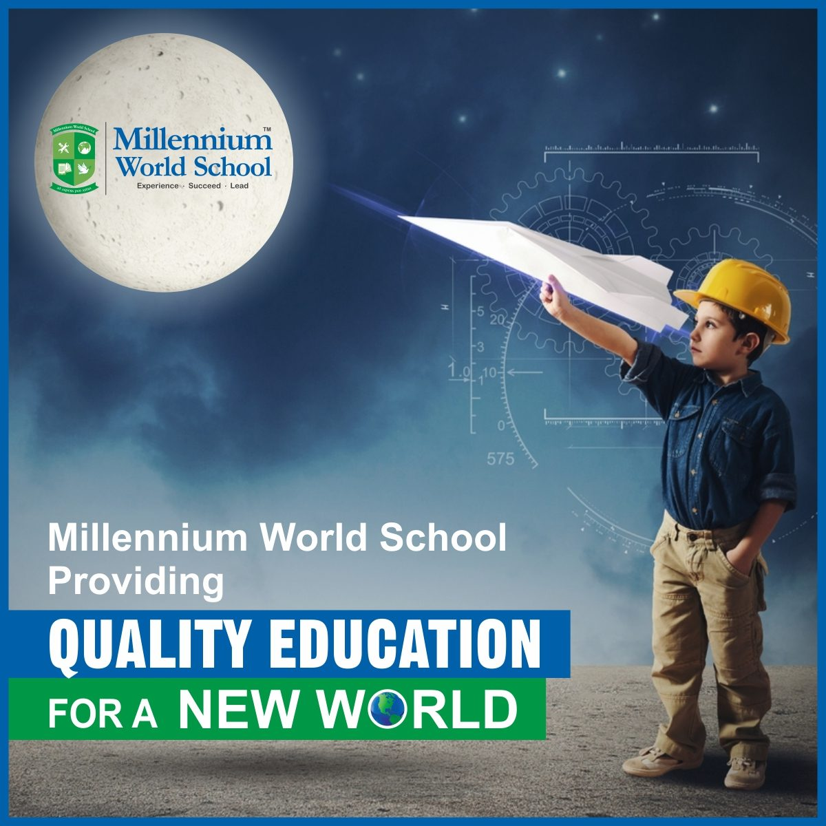 Millennium World School: the gateway to world of opportunities for your child